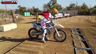 MILESTONE AMATEUR SUPERCROSS - ALTA REDSHIFT MXR