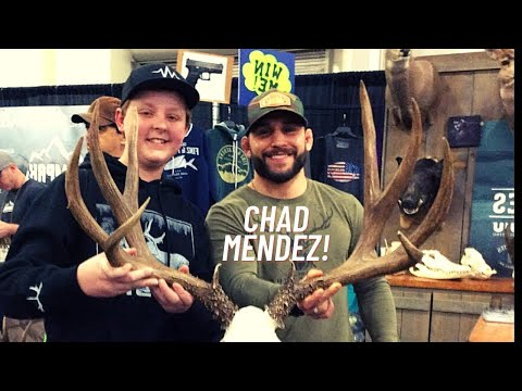 2019 Western Hunting And Conservation Expo Ft.Chad Mendes, Hushin And WonRate Gear