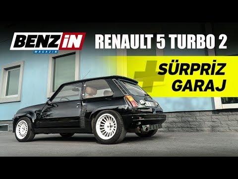 Renault 5 Turbo 2 | Bir Tur Versene | Sürpriz Garaj Turu