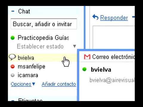 Cómo Usar El Chat De Gmail