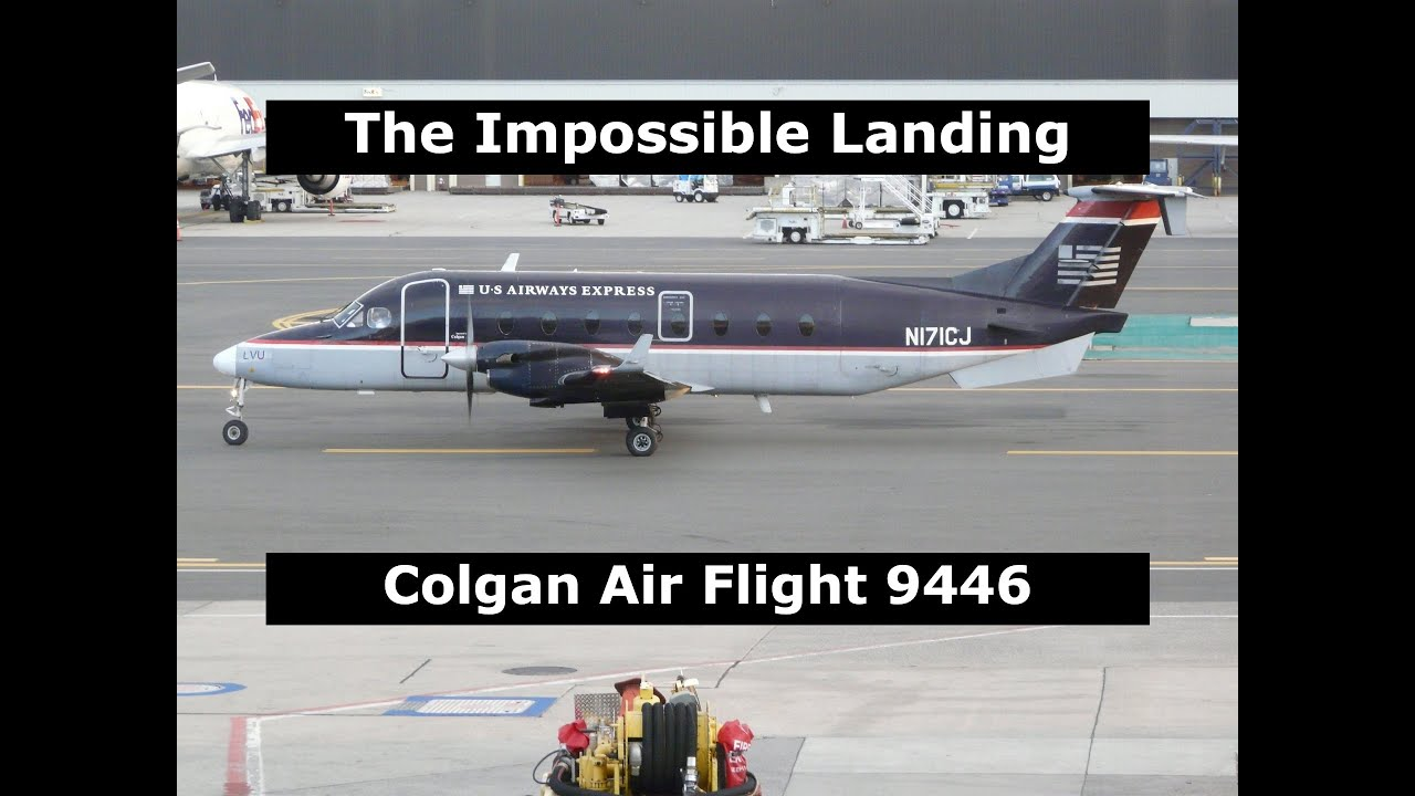 How One Picture Crashed A Plane  | Colgan Air Flight 9446