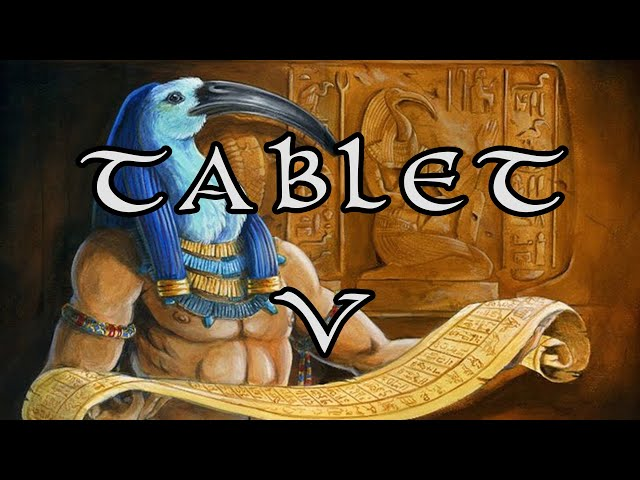 The Emerald Tablets of Thoth - Tablet V: The Dweller of Unal