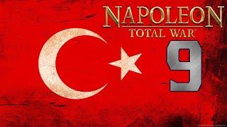 Napoleon Total War - Imperium Osmańskie #9 (Gameplay PL Zagrajmy)