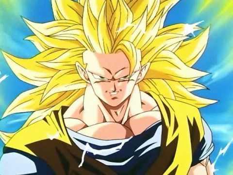 Goku SSJ3 Trasformazione alternativa!