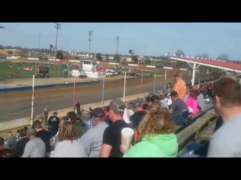 USAC Silver Crown Qualifying Part 2/3  Terre Haute Action Track