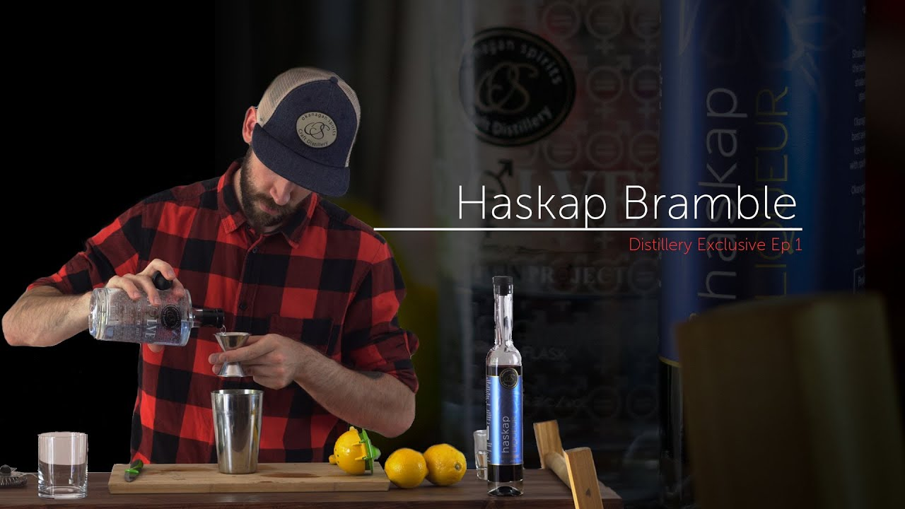 Okanagan Spirits Haskap Bramble - Distillery Exclusive Ep 01
