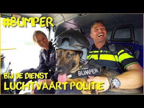 Bumper bij de Dienst Luchtvaart Politie