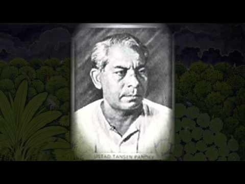 Ustad Hussainuddin Dagar (Pandit Tansen Pandey) - Raga Bhairavi