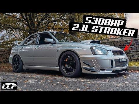 THE 530BHP SUBARU WRX *FULLY BUILT*