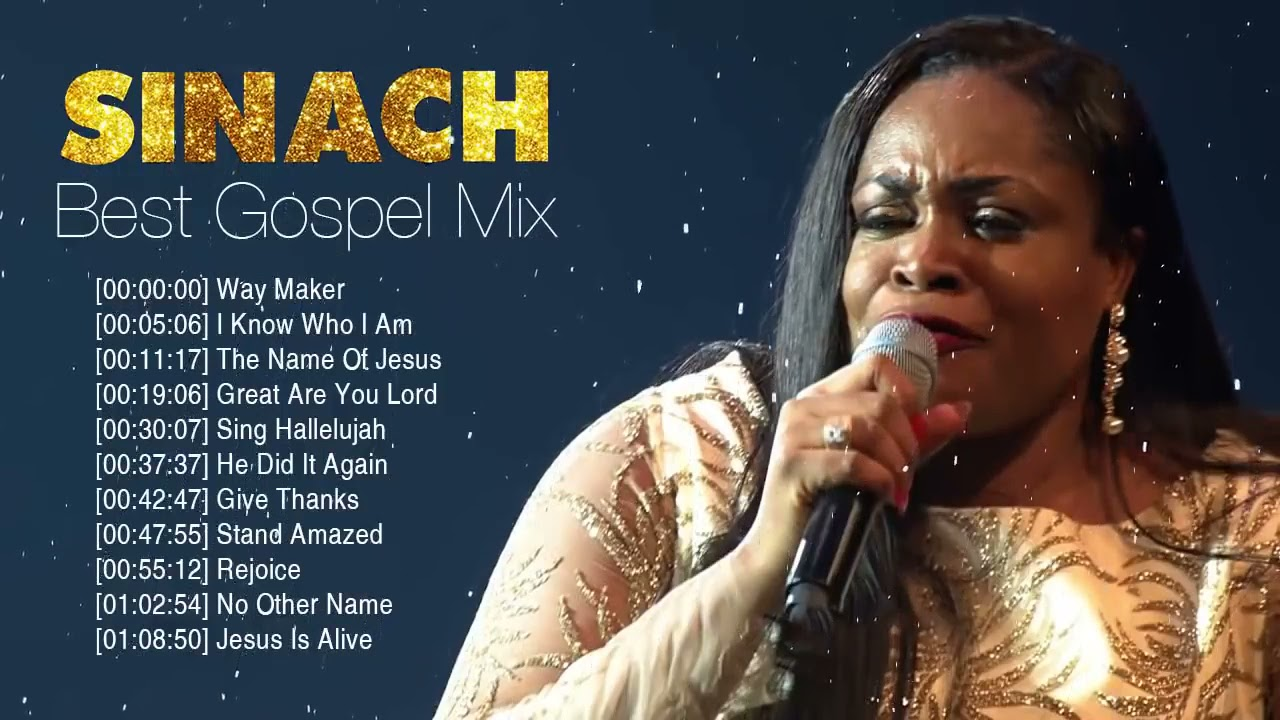 Download Best Playlist Of Sinach Gospel Songs 2021- Most Popular Sinach Songs Of All Time Playlist