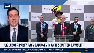 Corbyn contradicts Starmer as Labour apologises to antisemitism whistleblowers.