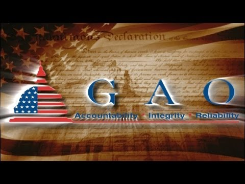 GAO: Accountability Is Our Middle Name