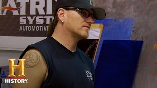Counting Cars: Panel-Painting Practice Makes Perfect | History