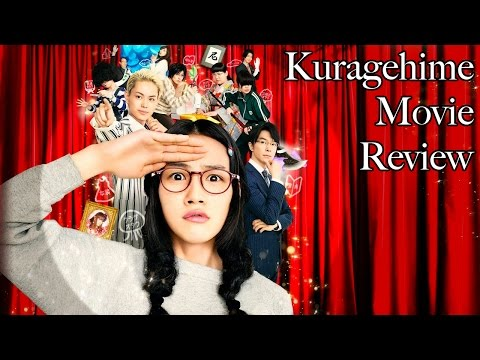 Kuragehime Live Action Movie Review