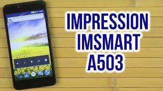 Розпакування Impression ImSmart A503 Black