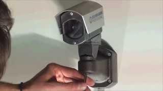 Монтаж российской камеры видеонаблюдения GERMIKOM PRO BOX(, 2013-11-13T19:09:30.000Z)