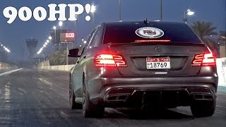 900HP Mercedes-Benz E63 AMG RS800 PP-Performance - Accelerations!