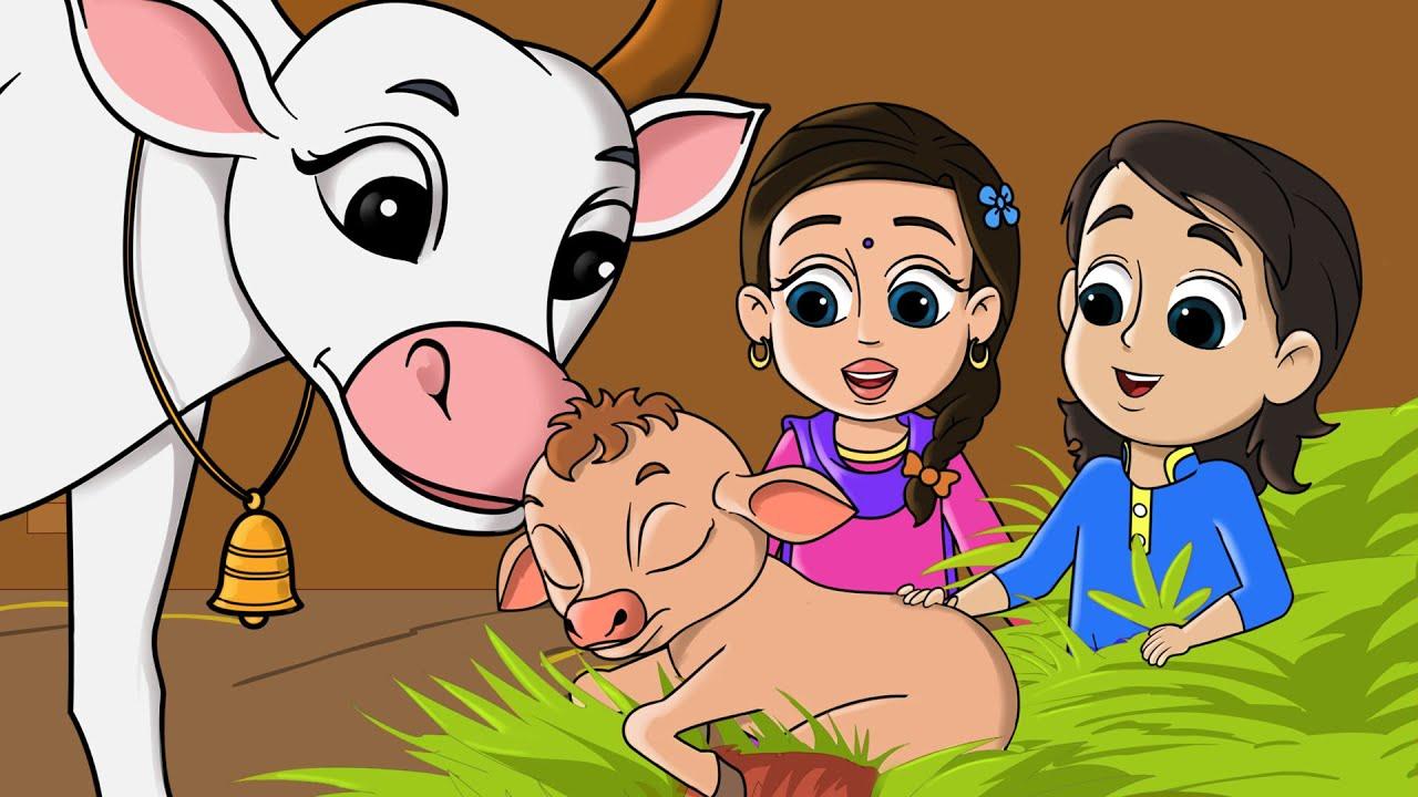 Download Gaiya Meri + More Hindi Rhymes For Children