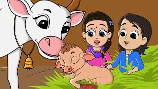Gaiya Meri + More Hindi Rhymes For Children