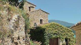 Sainte-Croix-du-Verdon, Provence-Alpes-Côte d'Azur, France [HD] (videoturysta.eu)