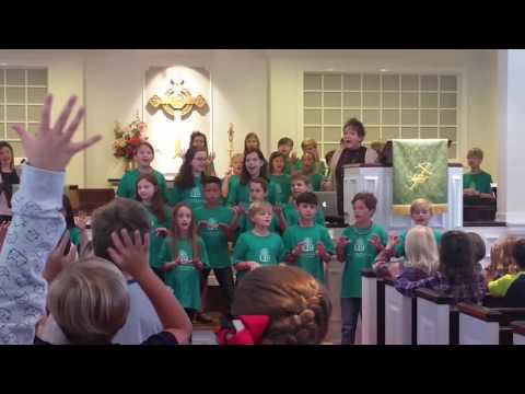 Down in My Heart 4th Grade SouthMinster Day School 9-30-16