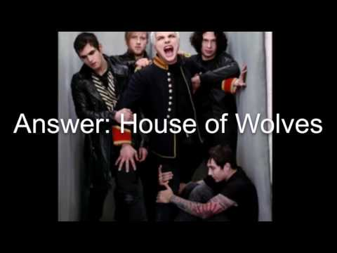 Guess the MCR song!