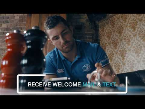 Personal Current Account Online Opening with Rob Kearney