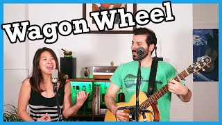 Wagon Wheel - Bob Dylan/Ketch Secor (Acoustic Cover)
