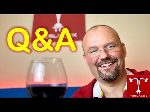 Q&A Tesla Q1 2020