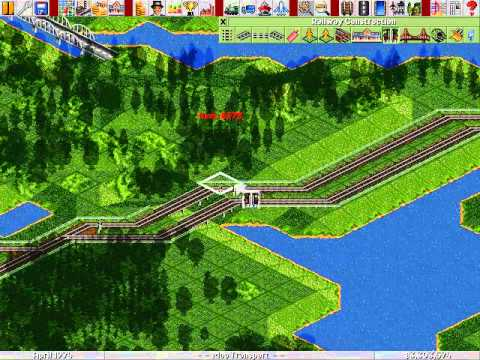 Transport Tycoon Deluxe Full Playthrough - Part 1/2