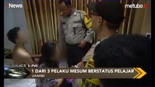 Download lagu Polisi Amankan Pelajar SMK Mesum dengan Wanita Dewasa di Hotel Kota Jambi Police Line 14 07 MP3