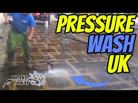 Industrial Pressure Washing UK