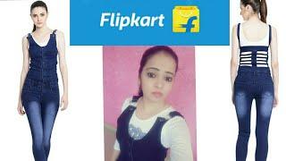 Flipkart online shopping haul & review ! Flipkart dungaree review !