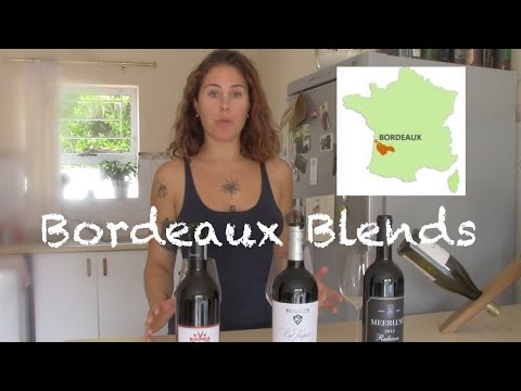 Wine for Beginners: Bordeaux Blends