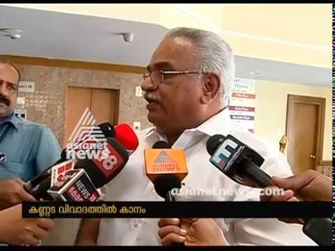Kanam Rajendran responds on speaker's specs controversy