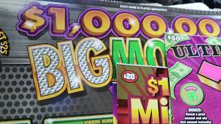 WINS! $180 SESSION! TEXAS LOTTERY SCRATCH OFF TICKETS!