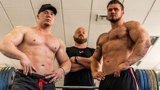 Wer ist stärker? 230kg Bankdrück Battle