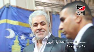 صباحي وسفير لبنان يعزيان في المخرجة نبيهة لطفي