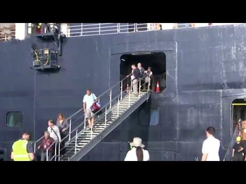 Malaysia confirms coronavirus case on cruise ship after retesting U.S. passenger