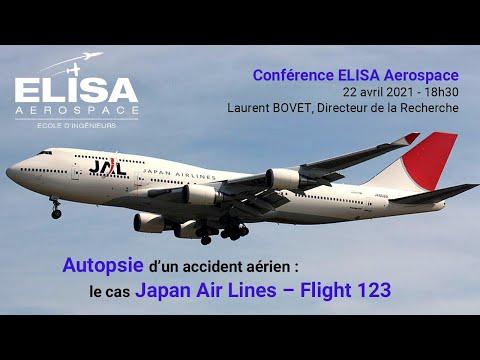 Autopsie dun accident aérien : le cas Japan Air Lines  Flight 123