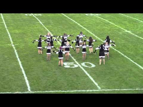 Sterling Heights High School Stallionettes Dance Team September 10, 2015