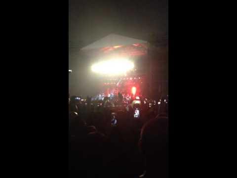 Ayu's - Bon Jovi - Jakarta concert