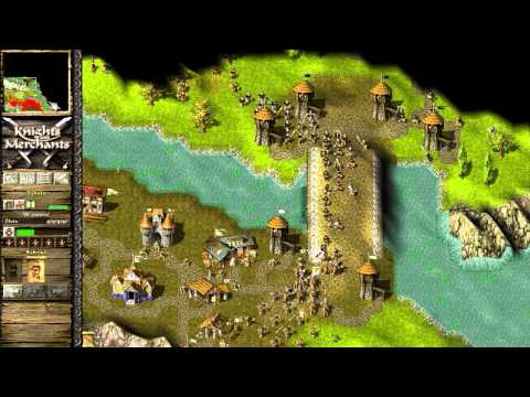 Knights and Merchants (Remake) - Island of Pirates