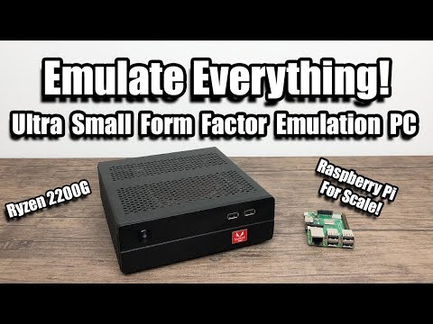 Ultra Small Form Factor Emulation PC Build - Emulate