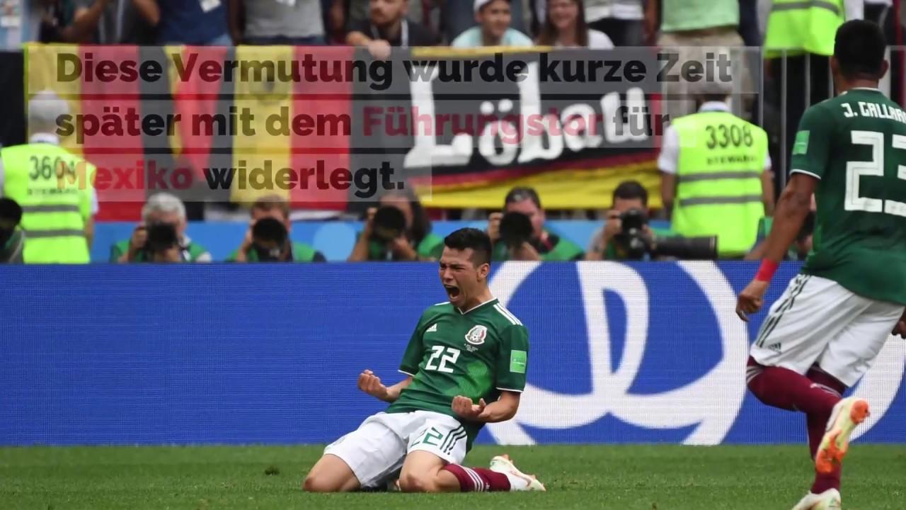 Deutschland Gegen Mexiko Wm 2020