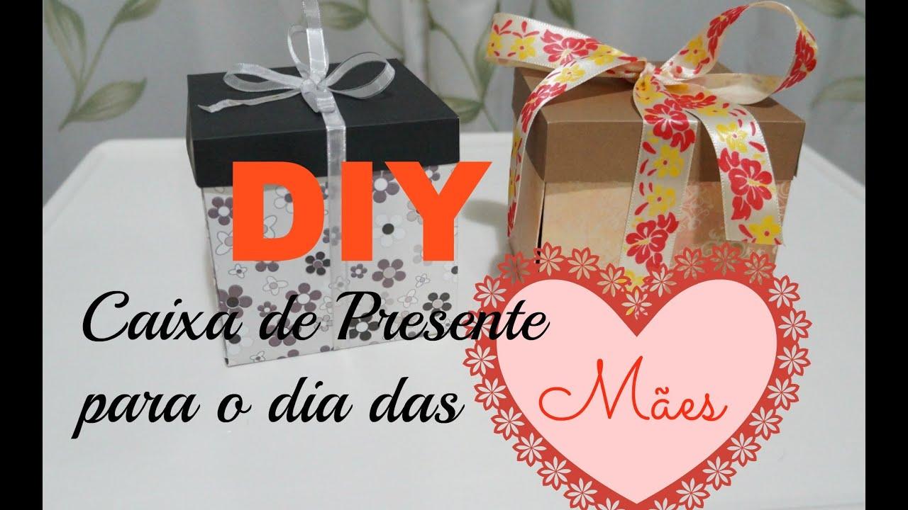 Imagens Bíblicas Para O Dia Das Mães: Caixa De Presente Para O Dia Das Mães - YouTube