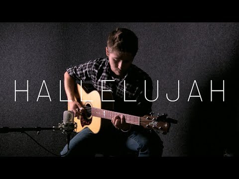 Hallelujah - Fingerstyle Cover - Collin Hill