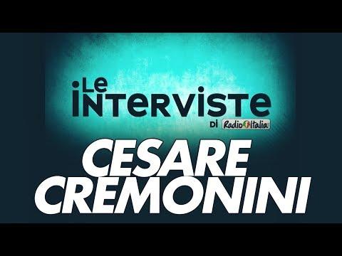 Radio Italia - LE INTERVISTE   CESARE CREMONINI