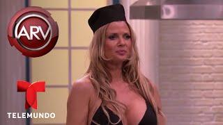 Sissi Fleitas y Maripíly eliminadas Top Chef Estrellas | Al Rojo Vivo | Telemundo