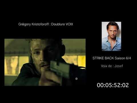 Vidéo Bande Démo Doublage + Spot radios Grégory Kristoforoff